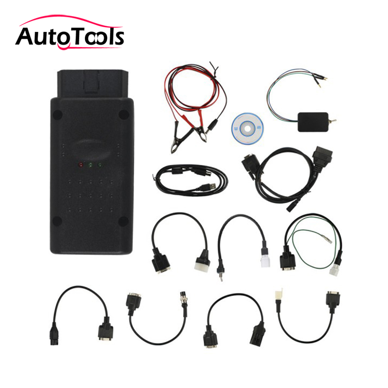 Classic 7 in 1 Motorcycle Repair Diagnostic tool RMT 7 in 1 Support electronic fuel injection