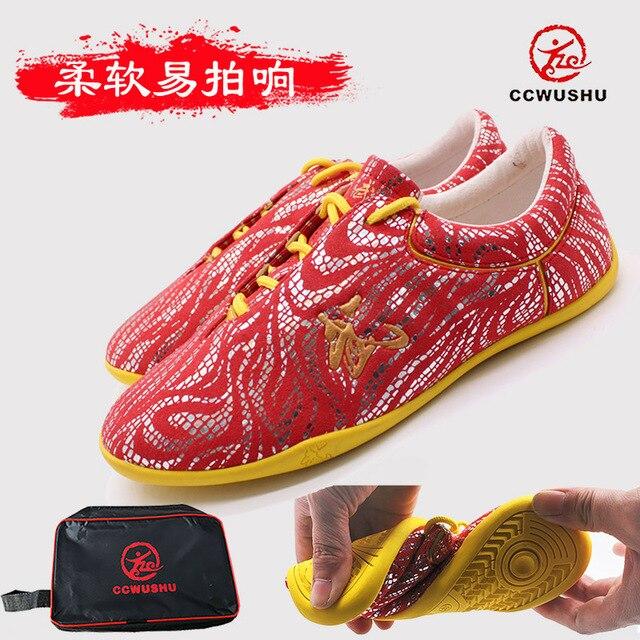 wushu shoes chinese wushu kungfu supply ccwushu taichi taiji nanquan changquan shoes Martial Arts shoes 1