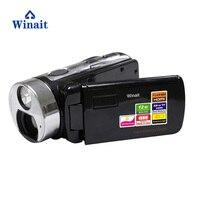 Winait dual solar panel volle hd1080p 12mp mit 3 inch bildschirm & 16 digitalzoom vedio kamera camcorder mini kameras