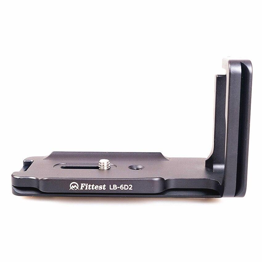 สำหรับ Canon 6d mark iiVertical Quick Release L/Bracket Holder Grip สำหรับ Canon 6d2 Custom Made Compatible arca-ใน แบตเตอรีกริป จาก อุปกรณ์อิเล็กทรอนิกส์ บน AliExpress - 11.11_สิบเอ็ด สิบเอ็ดวันคนโสด 1