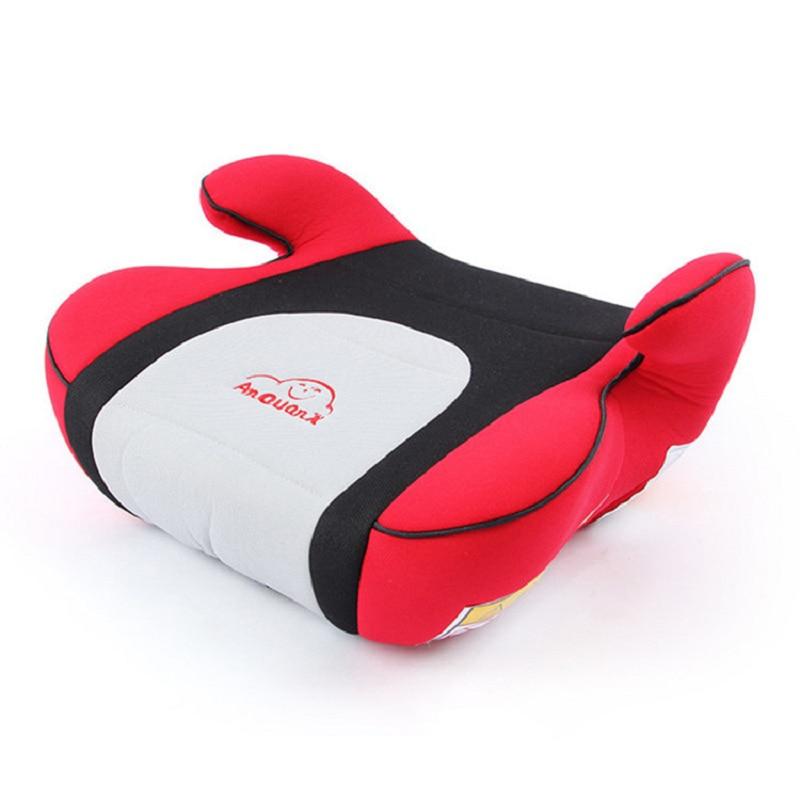 Siège auto bébé enfant siège auto anti-dérapant Portable enfant en bas âge sièges de sécurité voiture confortable coussin de voyage chaise coussin pour les enfants