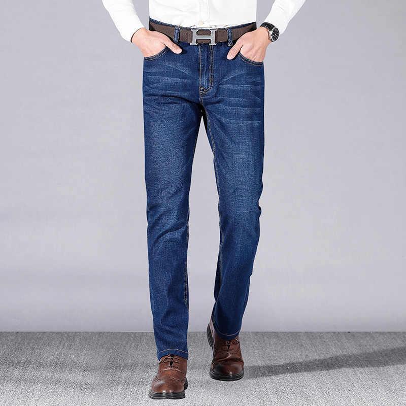 Бренд sulee 2018 новые весенне-летние модные джинсы мужские повседневные джинсовые брюки длинные брюки Slim Fit брендовая одежда