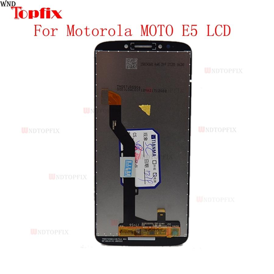 Moto E5 Plus/Moto E5 Play LCD