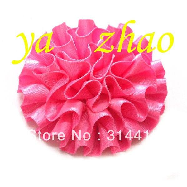 """ лента цветок, цветок волос, аксессуар, 20 цветов, 500 шт./лот"