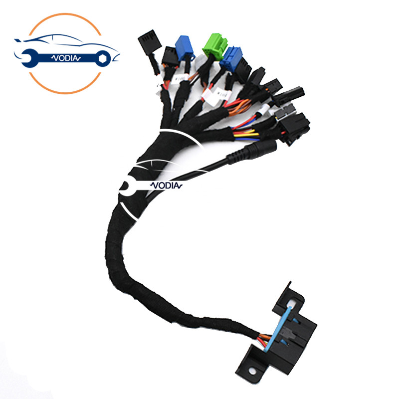 VODIA EIS ELV Test cables VVDI MB BGA TOOL EIS ELV maintenance for MB car Key programmer Detection key Five in one cable