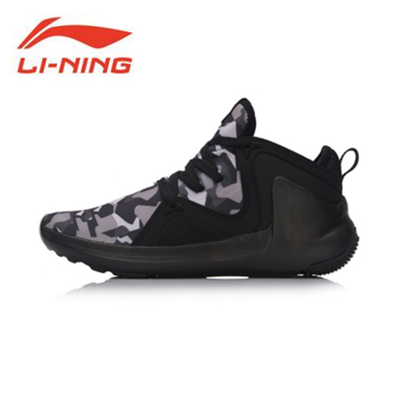 Li-Ning Men Shoes APOSTLE Wade Basketball Culture Sport Shoes Warm Comfort Sneakers Textile Li Ning Sports Shoes AGWM005 li ning original men sonic v turner player edition basketball shoes li ning cloud cushion sneakers tpu sports shoes abam099