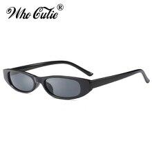 2018 Rectangular pequeña gafas de sol mujer marca diseñador Vintage  estrecho marco 90 S de rectángulo elegante gafas de sol tono. 3895068fe88a
