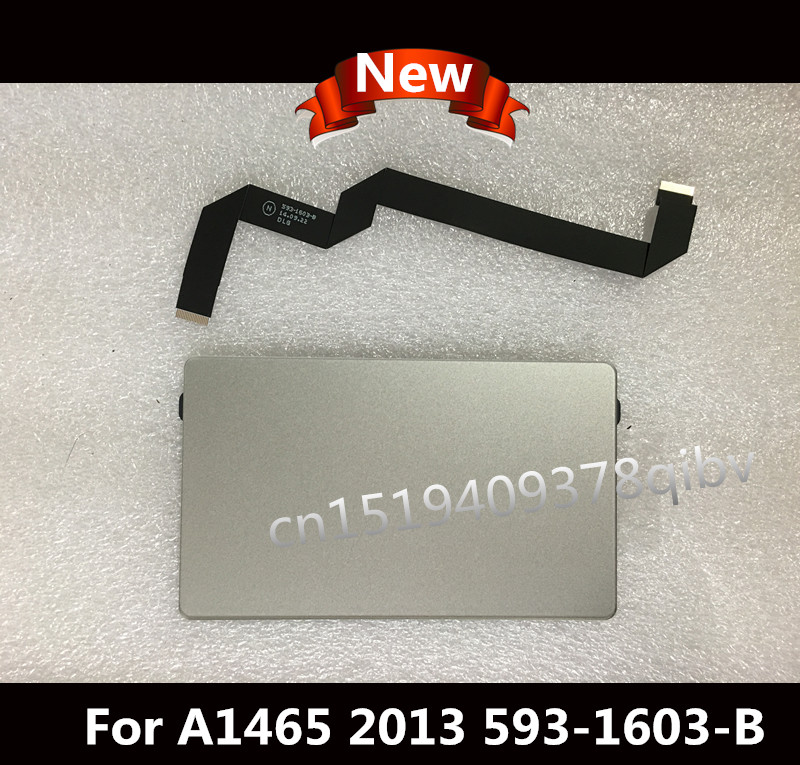 New For Macbook Air 11 A1465 Trackpad Touchpad 2013 Track pad 2014 593-1603-B genuine new 593 1604 b 923 0441 for macbook air 13 inch a1466 trackpad touchpad ribbon flex cable 2013 2014 2015 year