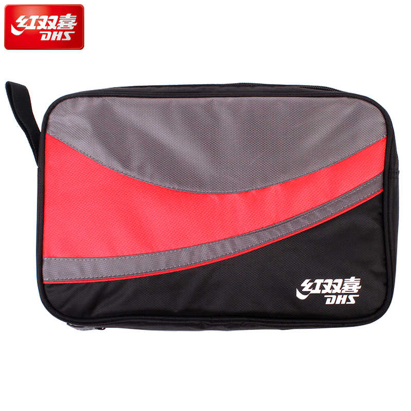 DHS Original Table Tennis Bag Double layers / one layer for 2 Rackets Ping Pong Case