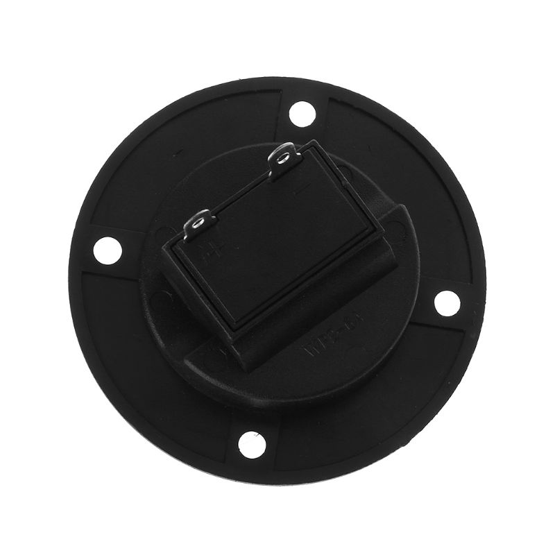 2PCS Terminal Round Cup Connector Parts Express Spring Clip Double Binding Post Screw Wire Gold Car Subwoofer Speaker Box Black in Speaker Accessories from Consumer Electronics