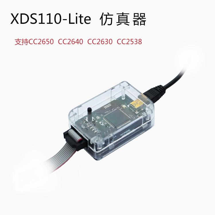XDS110 CC1310 CC2650 CC2640 CC2630 CC2538 Downloader Emulator dual frequency cc1350 multi standard protocol cc2650 sub 1ghz cc1310 wireless module development kit