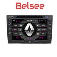 Belsee Android 8.0 Car Radio Stereo Autoradio Head Unit GPS Navigation DVD Renault Megane 2003 2004 2005 2006 2007 2008 2009
