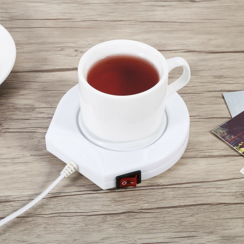 High Quality USB Electric Powered Cup Warmer Heater Pad Table Placemats Coffee Tea Milk Mug Heater Beverage Coaster Heating Pads