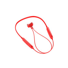 2019 Newest Neckband sports bluetooth herphone magnet earphone with sort wired Microphone BT 4.2 for gaming Mobile Phone(China)