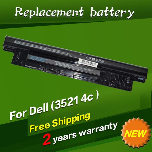 Para inspiron 3521 n3521 bateria do portátil para dell 6k73m n121y xcmrd ygmtn series para latitude 3531 rp1f7 3440 3540 e3440
