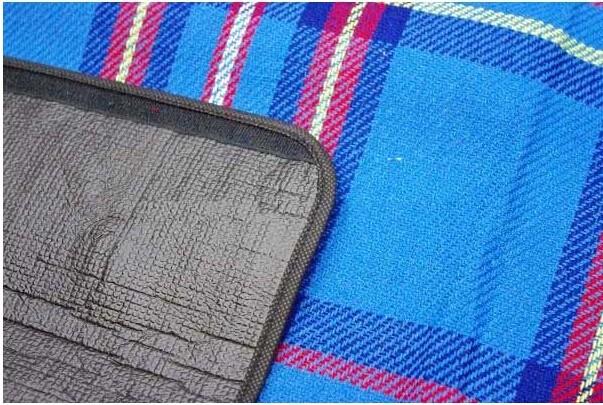 200 * 150 см водонепроницаемый на открытом воздухе пикник кемпинг крик три слой составной материал пляж кемпинг путешествия мантры