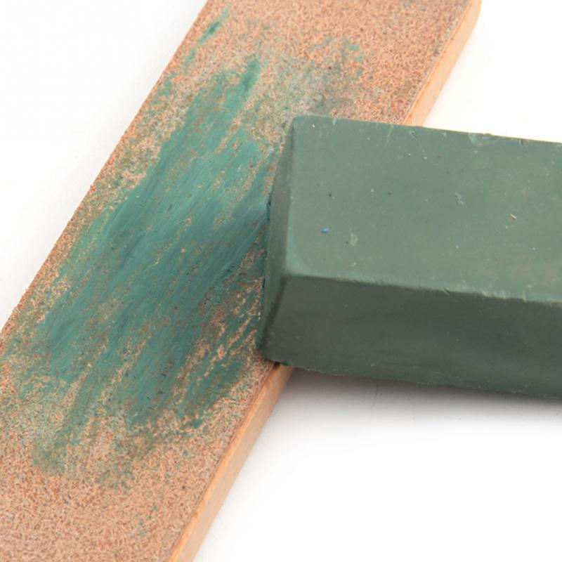 Abrasive Knife Grinding Buffing Polishing Paste Portable Alumina Compound Metal
