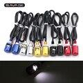 1 пара Универсальный 12V LED номерной знак света болт лампы Белый свет хром/черный/синий/красный/Золотой аксессуары для мотоциклов CNC