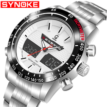 Mechanical Watches Men Sliver Watch Automatic Mechanical Mens Watches Waterproof Self-winding Male Clock Stainless Steel цена и фото