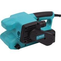 MEKKAN Belt Grinder Sander 1010W Bench Electric Polishing Grinder For Wood Metal Home Electric Tool Sander Machine MK 82606
