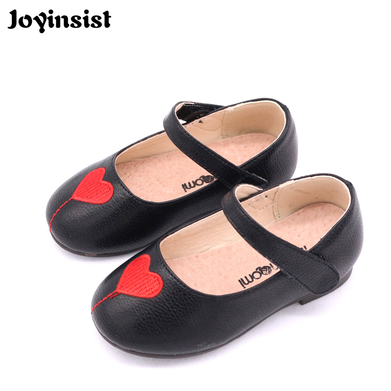 2018 spring children shoes new Korean girls comfortable leather breathable princess fashion soft shoes baby shoes