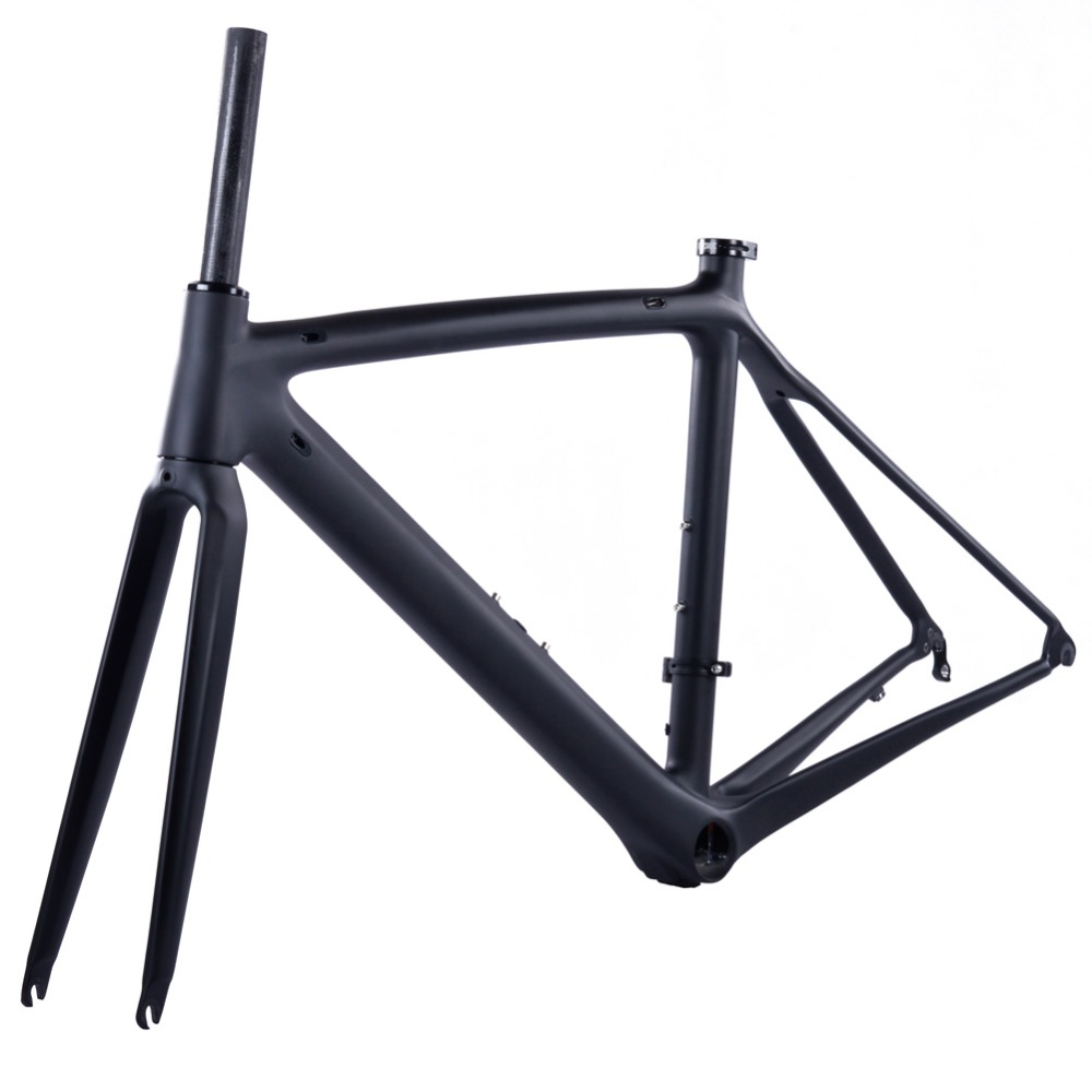 new 2017 hot sale road bike carbon frame with fork and headset 780g super light full