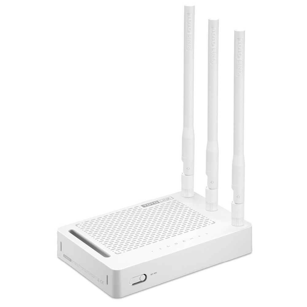 TOTOLINK N302R Wireless N 300Mbps AP Routerr with 3 pcs of 5dBi Antennas One Page Setup