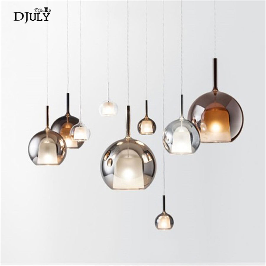 Gouttes d'eau nordiques vitrail pendentif LED lumières lampe à suspension design pour salon bar villa maison déco luminaire cuisine