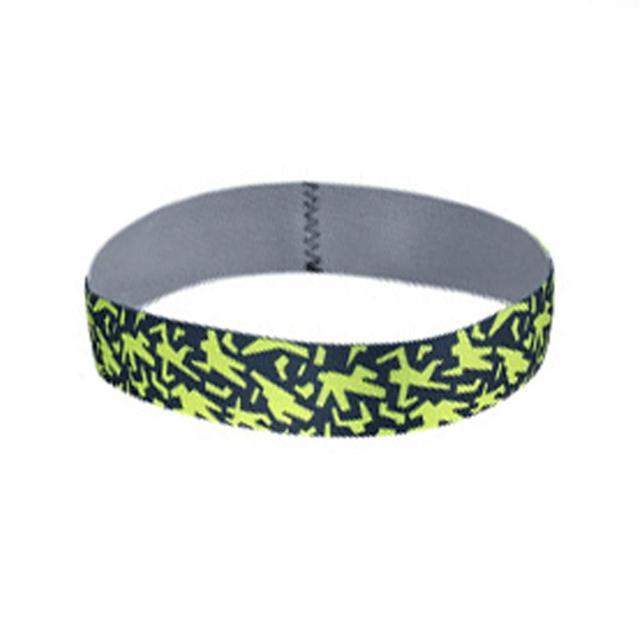 Elastic Headbands for Sports and Yoga
