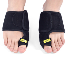 1 Pair Toe Separators Correction Foot Care Corrector Thumb Daily Big Bone Orthotics Brace Bunion Device Hallux Valgus Orthopedic orthopedic insole palmilha ortopedicas hallux valgus correction toe separating overlap orthotics shoe inserts foot care pad