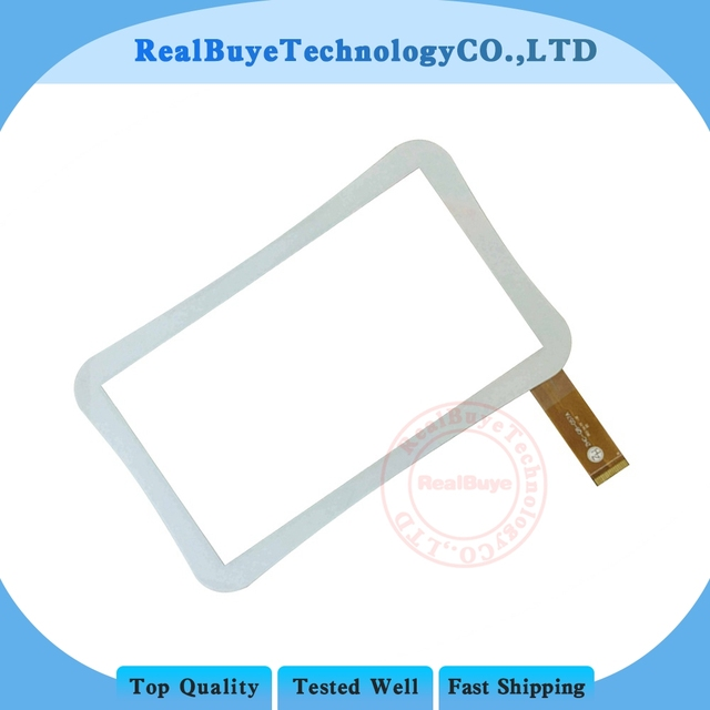 A+7 inch ZHC-Q8-057A RK3028 ANDROID a9 x2 TurboKids star s2 tablet touch screen digitizer glass replacement for MID