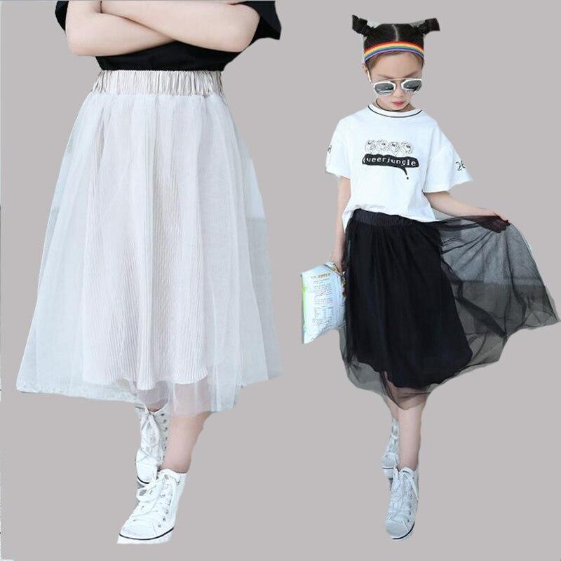 Юбки для девочек очень пышные