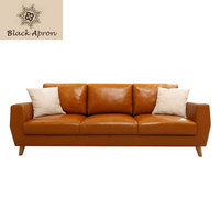 European Sectional Sofas Home Furnitures 3 Seaters Living Room Muebles Sofa Sets Vintage Sofas Home Furniture
