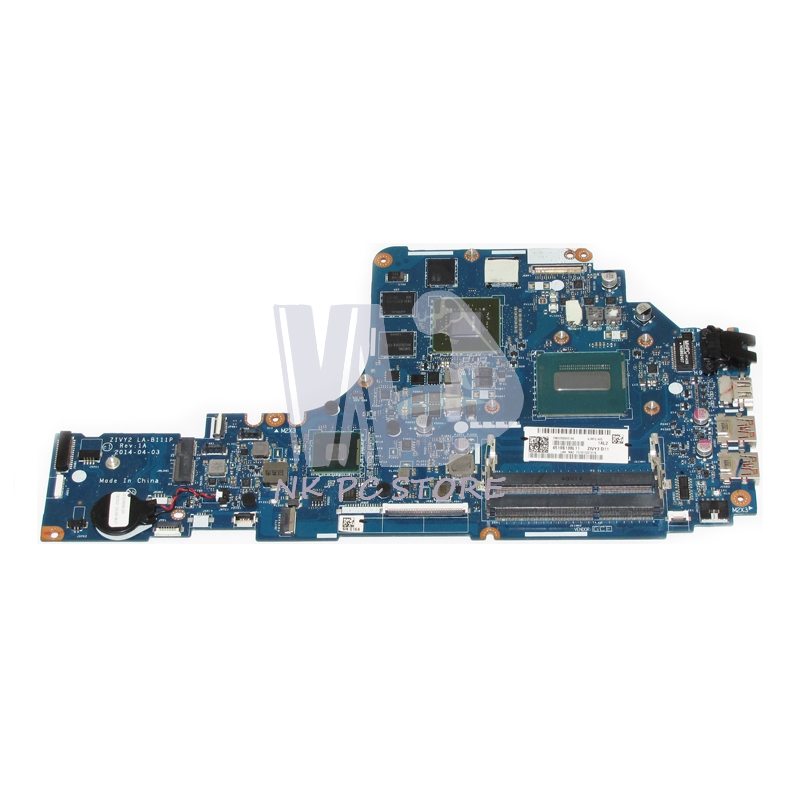 NOKOTION ZIYY2 LA-B111P основная плата для Lenovo IdeaPad Y50 Y50-70 ПК материнская плата I5-4200H DDR3L GTX860M 2 ГБ видео карты