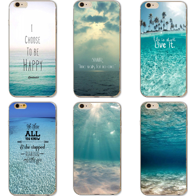 iphone 6 coque mer