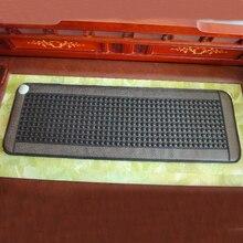 Health Care Heating Jade Cushion Natural Tourmaline Mat Physical Therapy Mat Heated Jade Mattress 50*150CM Free Shipping