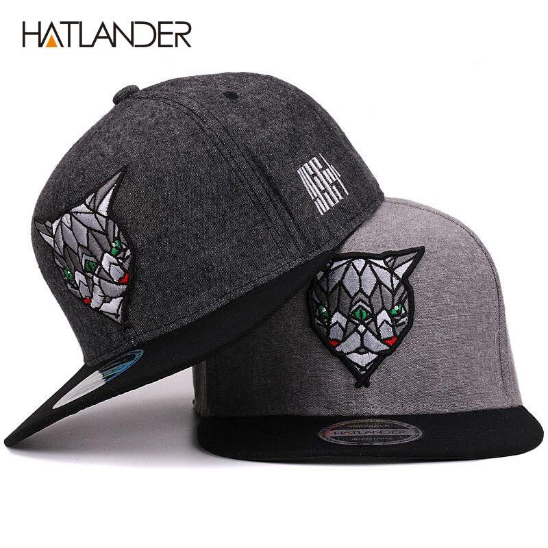 Hatlander 3D Devil Eyes Gorras Sombreros Gorras de Béisbol Retro Planas  encabezamiento Bill Flat Hip Hop 5dfea66dedd
