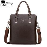 ZIWEIXING 2017 Genuine Leather Tote Bag Men Messenger Bags Handbag Luxury Brand Man Shoulder Bag For