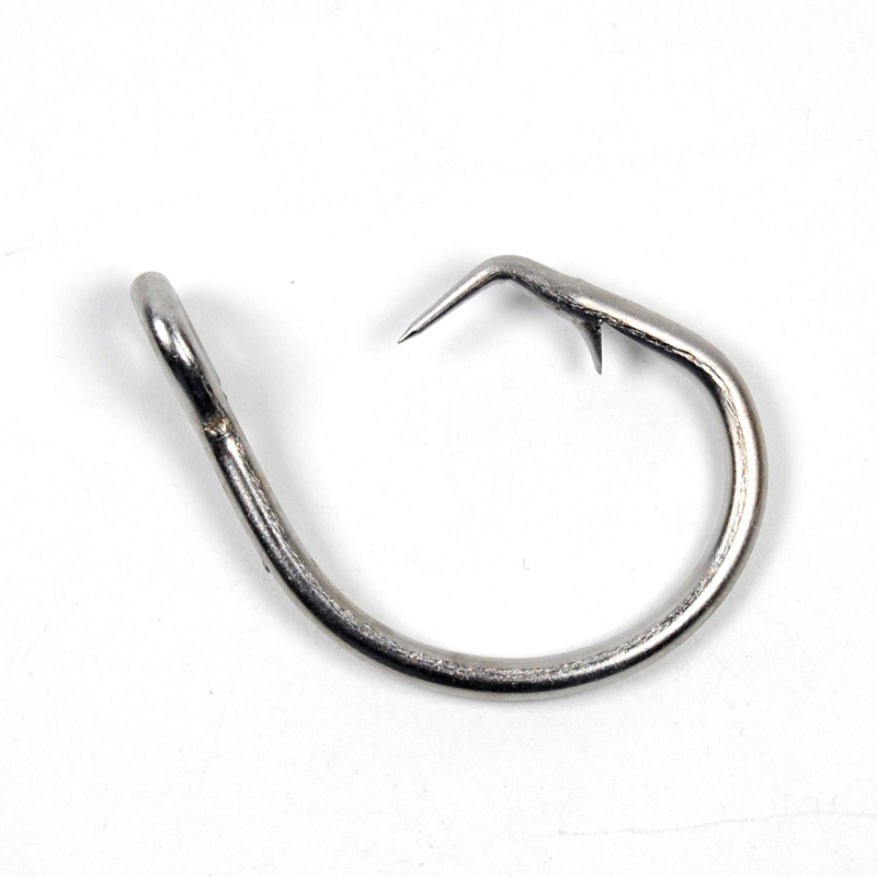 Big Stainless Steel Circle Hook Claw Tip Strong Saltwater Fishing Hook for Trolling Rigging Large Tuna Shark 24/0 20/0 28/0 лопата туристическая с деревянным черенком