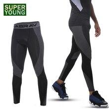 Мужские фитнес-спортивные Леггинсы для тренировок, брюки для йоги, штаны для бега, костюмы для бега, компрессионные колготки, спортивная одежда
