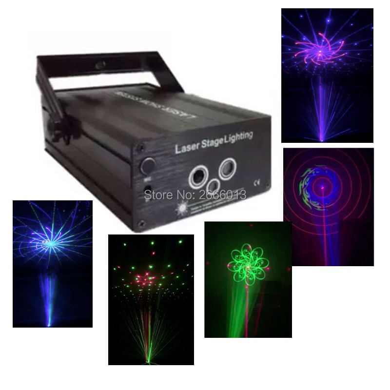 AUTO/Sound Control RGB Stage Lighting 3 Lens Big Patterns Laser Stage Lighting Effect DJ Home Party show Music Christmas Party 3 lens rgb full color scan beam line pattern laser lights dmx sound auto dj party home show bar club stage lighting effect h 3 p