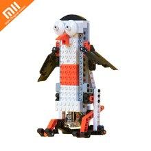 Authentic Xiaomi MITU APP Controle Inteligente Blocos de Construção do Robô/Programação/Variedade de Modelos 305 Tijolos de Controle APLICATIVO de Telefone Móvel