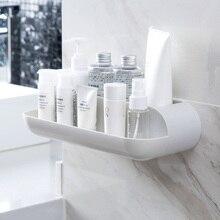 Bathroom-free punch wash stand bathroom wall-mounted racks restroom toilet rack storage rack
