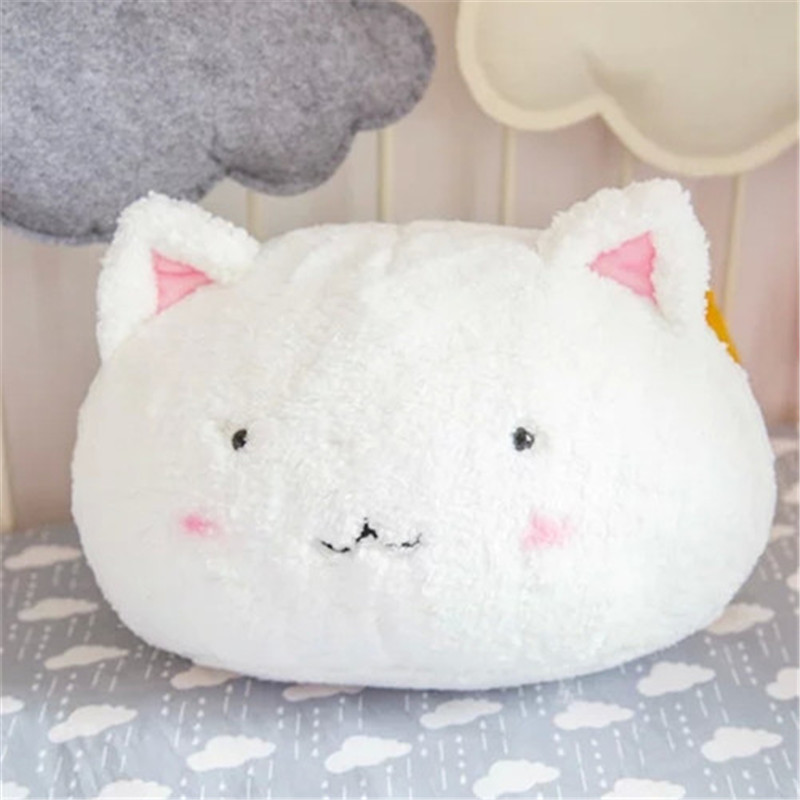 2016 Super Cute Decorative Sofa Back Cushion Children Room Bed Throw Pillow Dogs Toys Birthday Gift