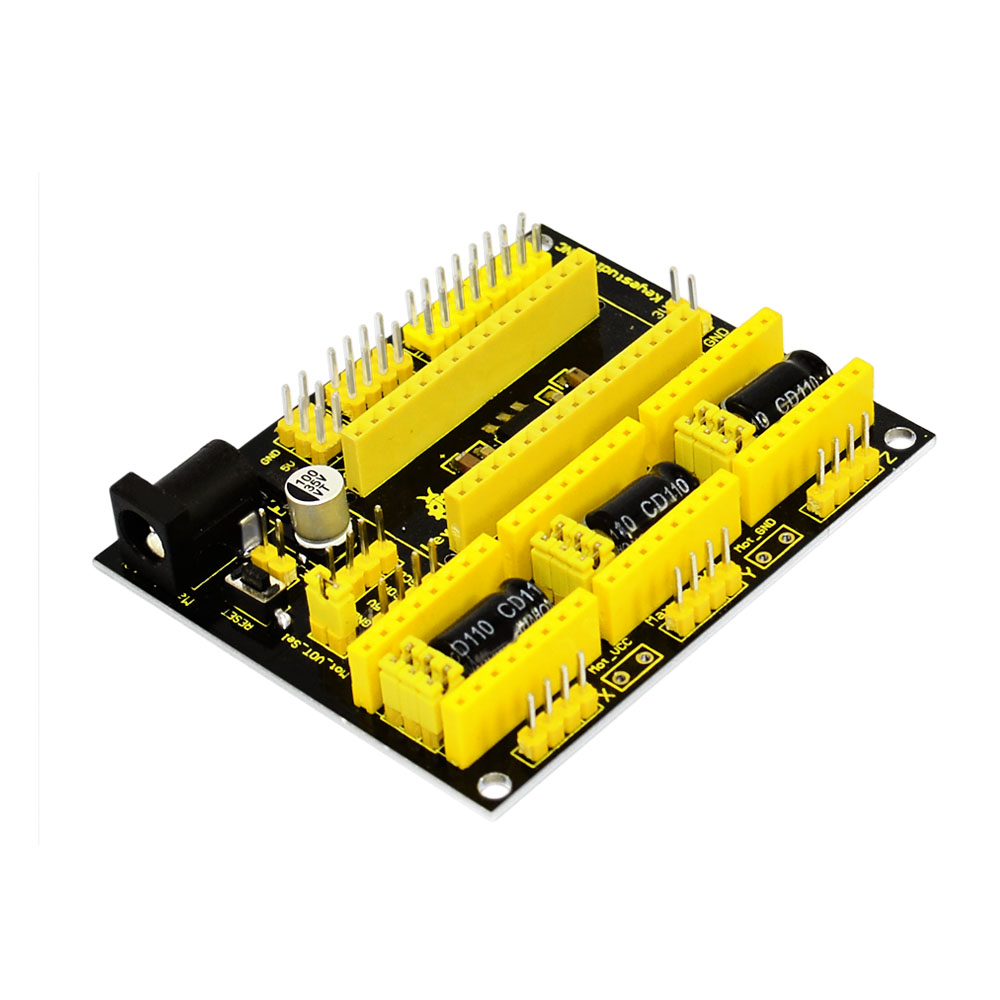 Keyestudio CNC Shield V4 0 Board Compatible with Arduino Nano