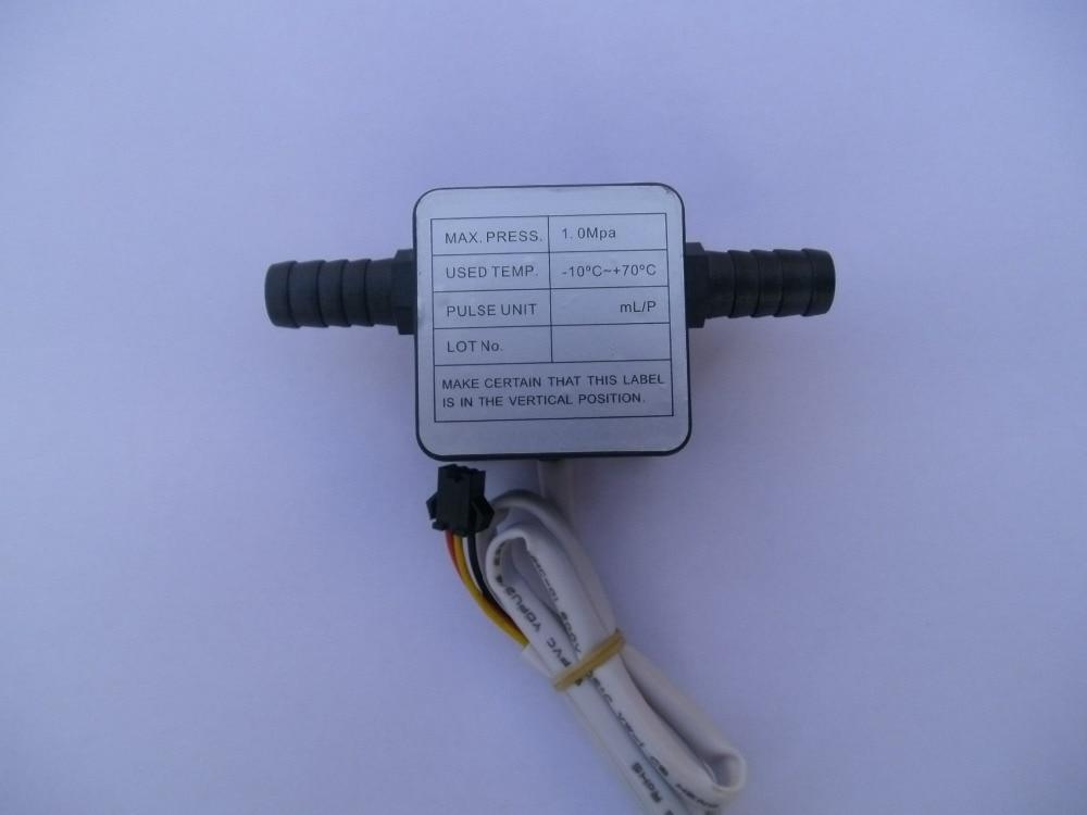 Medidor de flujo de combustible líquido EW envío gratis con sensor - Instrumentos de medición - foto 4