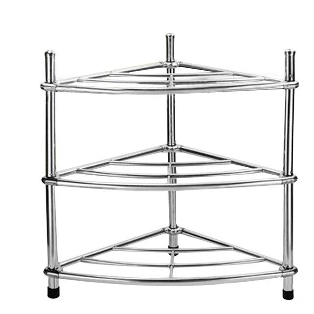 Stainless Steel Corner Shelf Kitchen Kitchen Deco