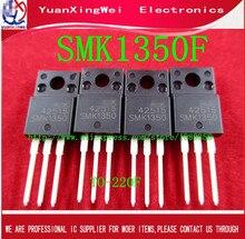 Ücretsiz kargo! 10 adet SMK1350F 13N50 13A 500V SMK1350 TO 220F AUK MOSFET anahtarlama regülatörü uygulama