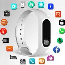 Sport Bracelet Smart Watch Women Watches