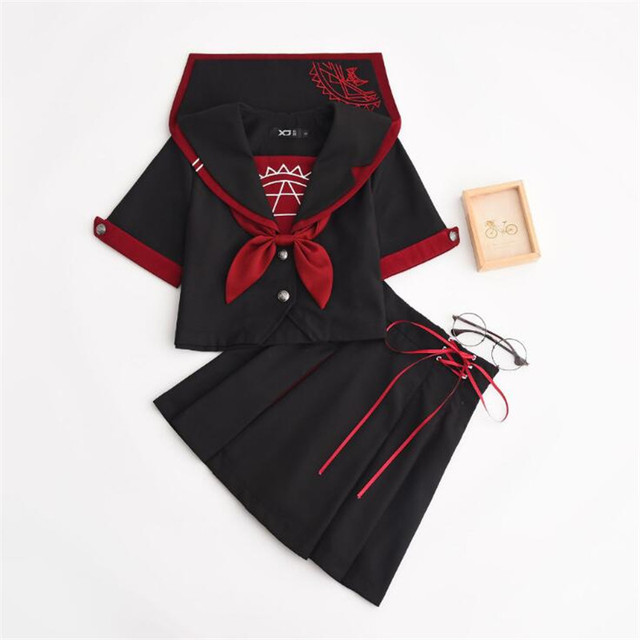 Японская школьная форма модель 4 1